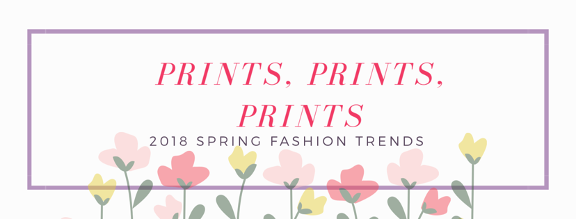 2018 spring fashion trends , CHECK PRINT FOR SPRING, RAINBOW PRINT FOR SPRING, DARK DENIM FOR SPRING, FLORALS FOR SPING