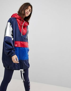 Tommy Hilfiger Retro Windbreaker Jacket